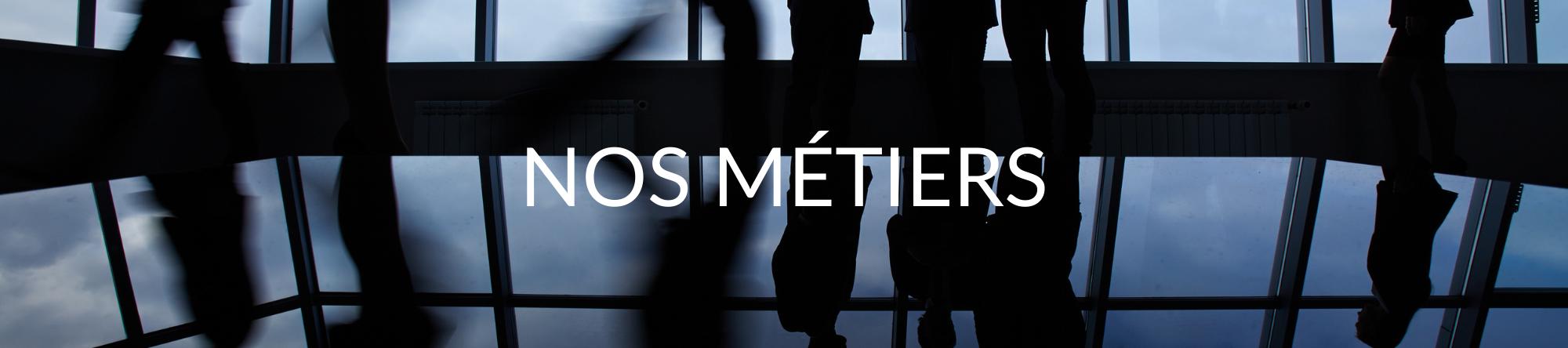Nos Métiers (3)
